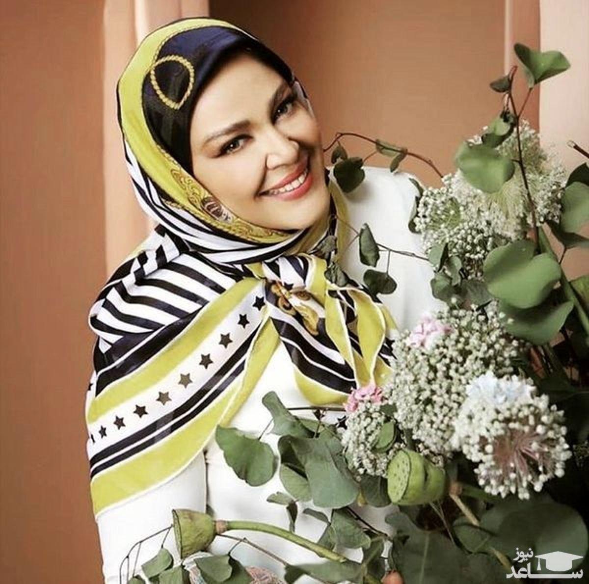 عکس دیدنی بهاره رهنما در تولد همسرش+عکس