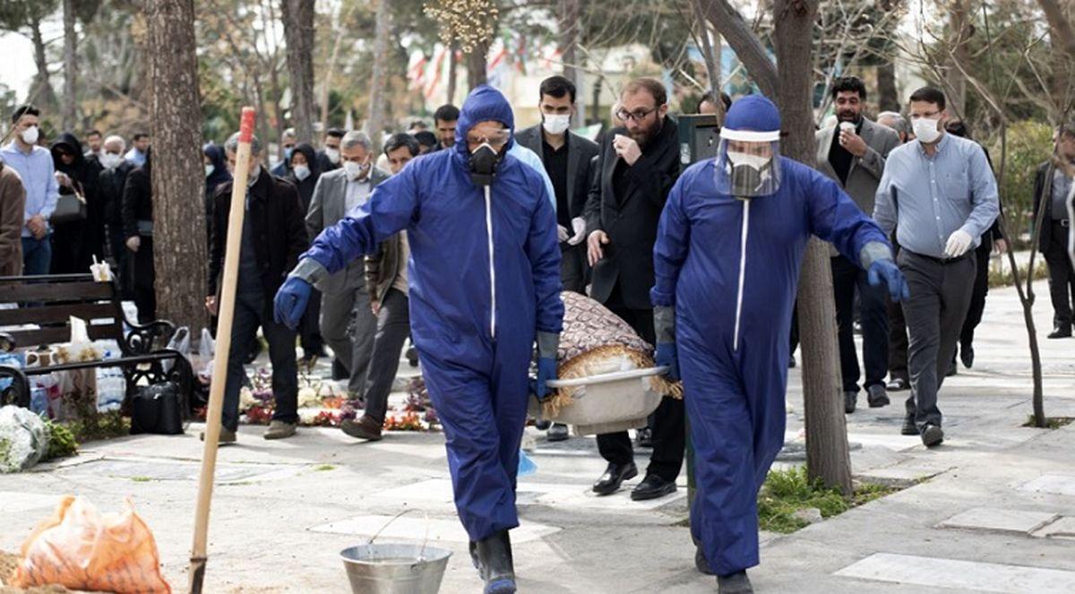 خبر ترسناک از کرونا در تهران؛هفته مرگبار در پیش است
