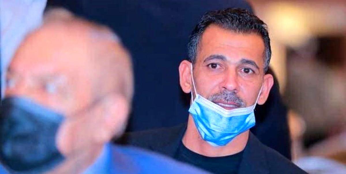 یونس محمود عراقی دوباره مقابل ایران