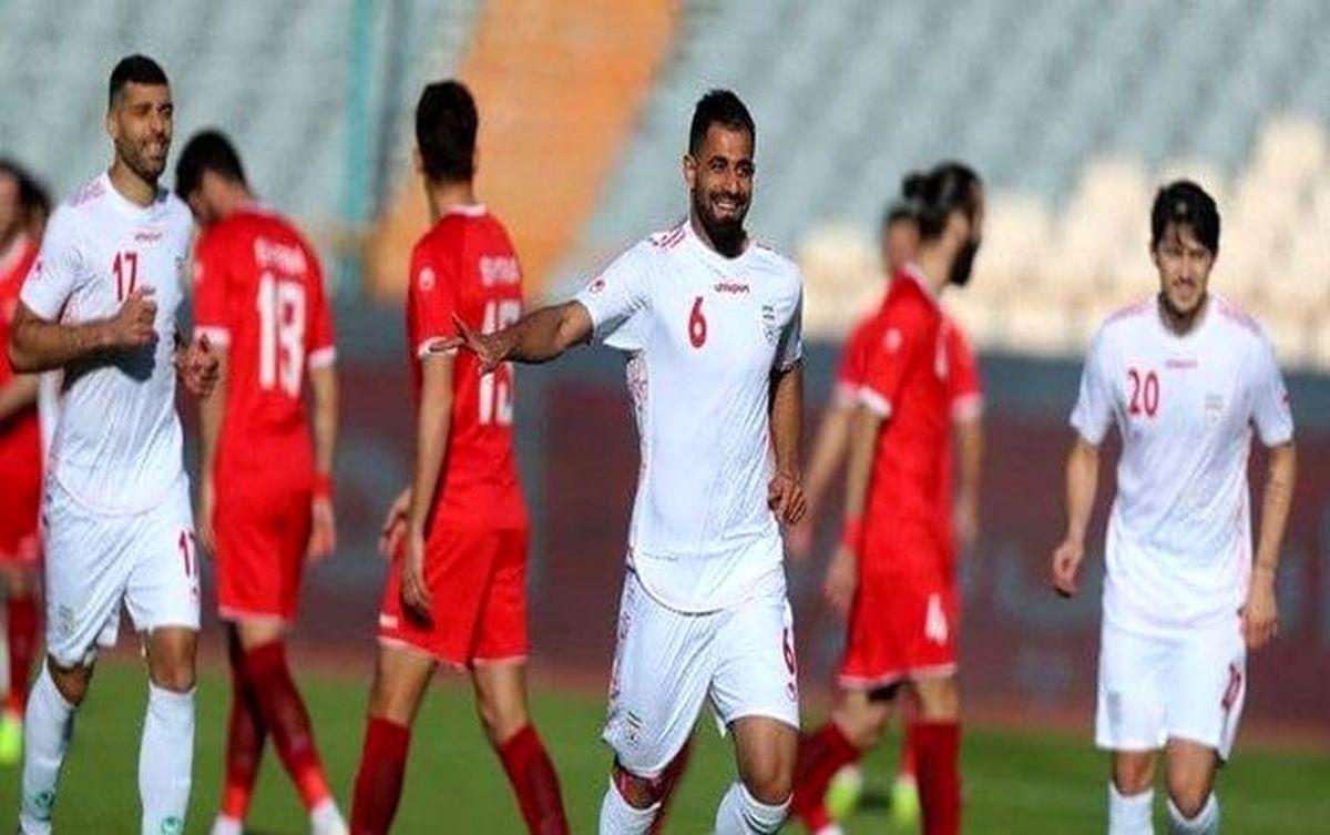 زوج محبوب گلمحمدی در خط دفاع تیم ملی!