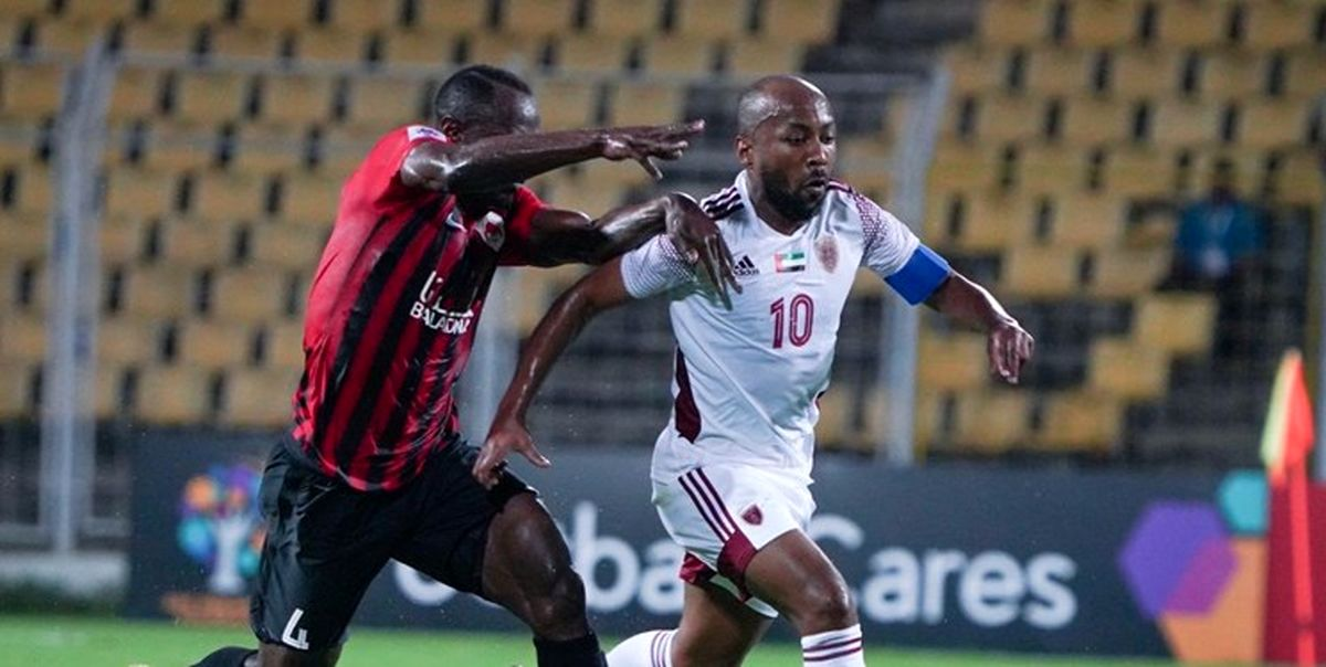AFC:کاپیتان الوحده حق بازی مقابل پرسپولیس را ندارد