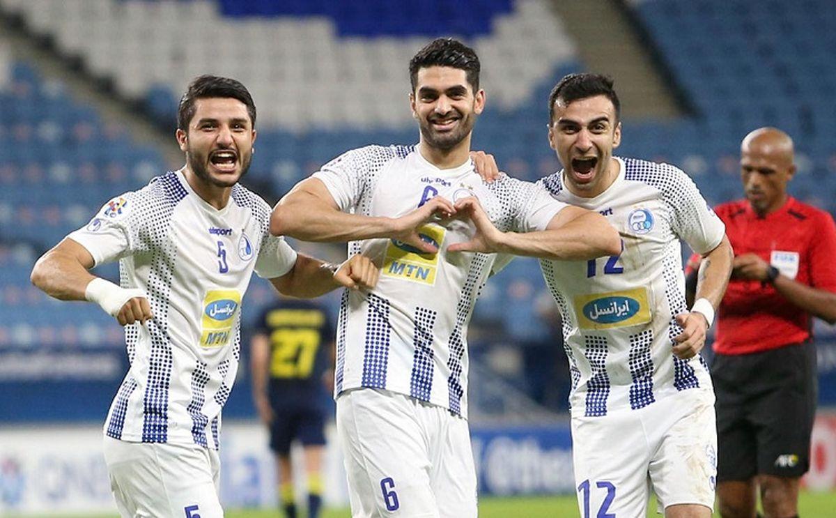 گلهای کریمی و آلکثیر نامزد بهترین گل مرحله یکهشتم نهایی لیگ قهرمانان