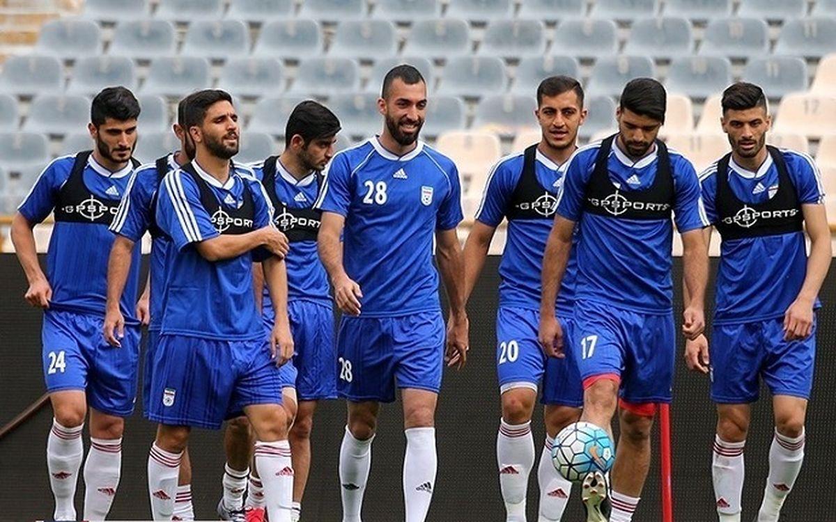 حضور ۴ استقلالی در اردوی تیم ملی