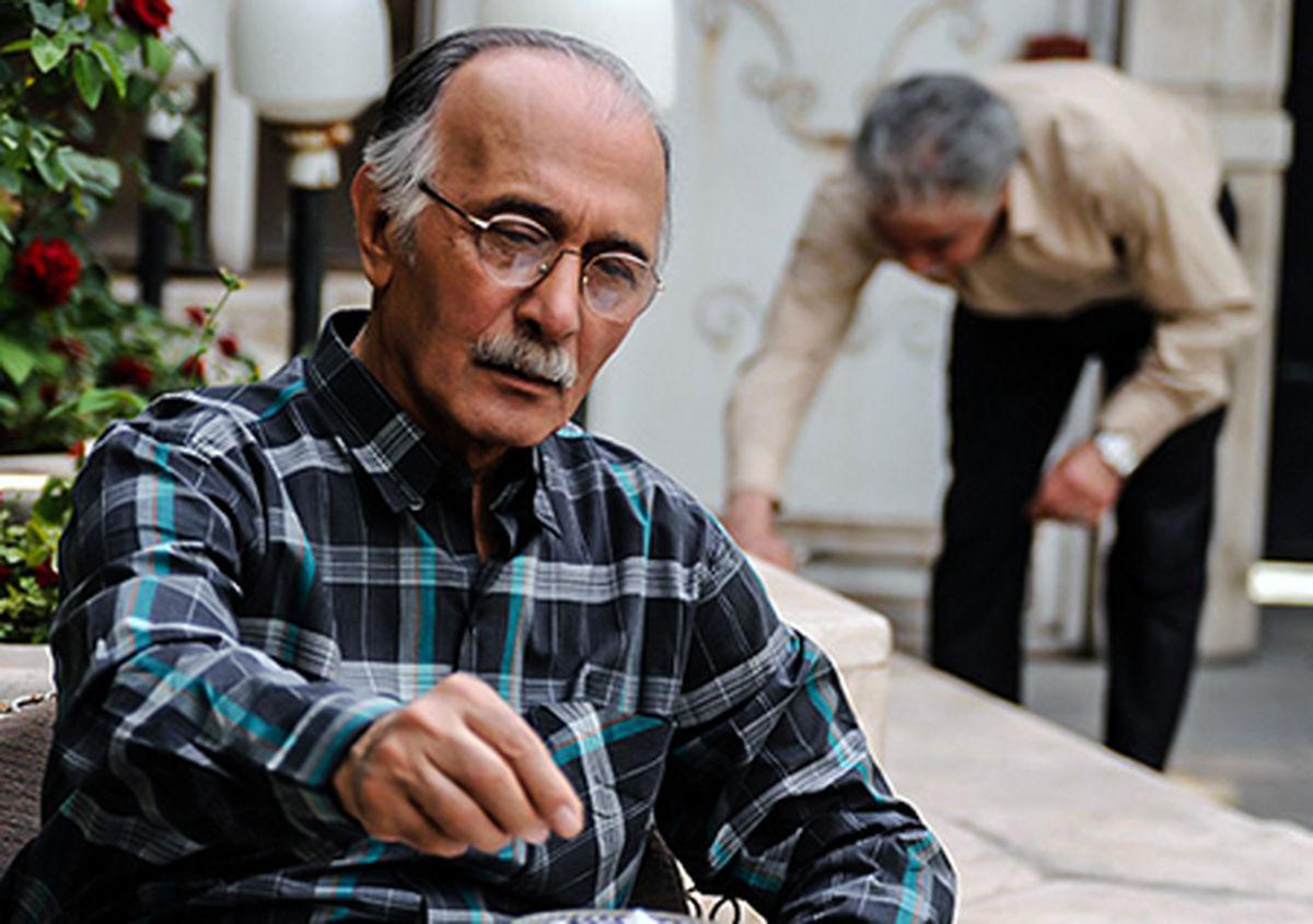 عکس جالب پرویز پورحسینی و همسرش +عکس دیدنی