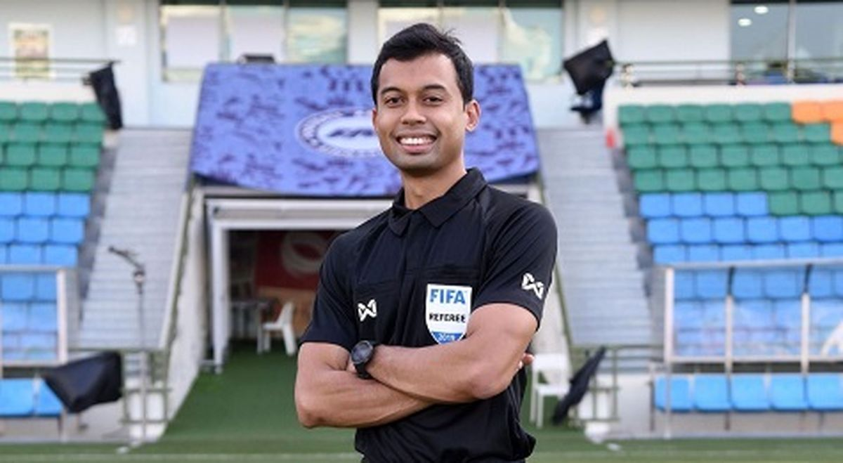 باشگاه استقلال از داور سنگاپوری شکایت کرد