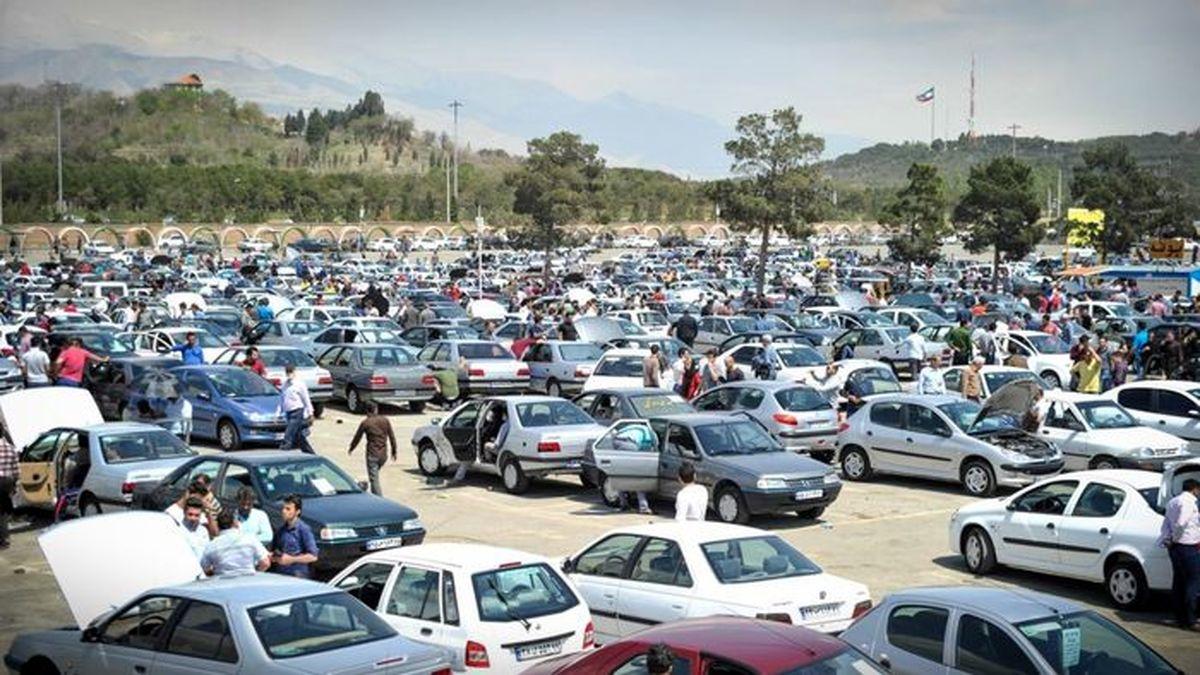 قیمت خودرو آماده نزول شدید|جدیدترین نرخ ایرانیها