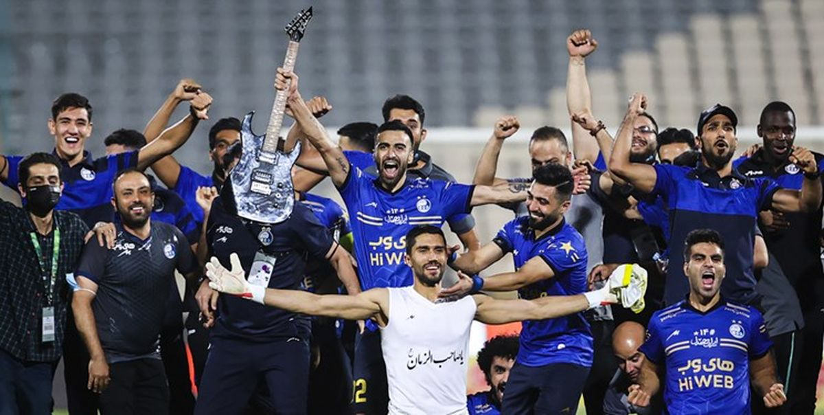 ملکیان مجیدی و بازیکنان استقلال را به طرف آزادی بدرقه کرد
