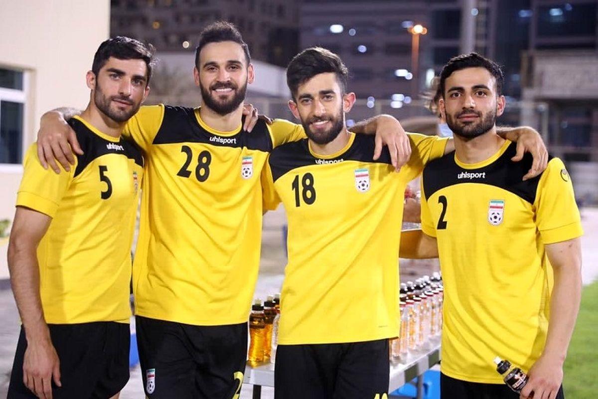 آخرین آپدیت از جدول معادلات AFC/ باخت لبنان به نفع صعود تیم ملی ایران!