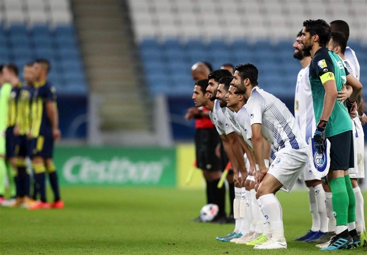 قلیان استقلالیها از تهران به قطر برده شده بود!