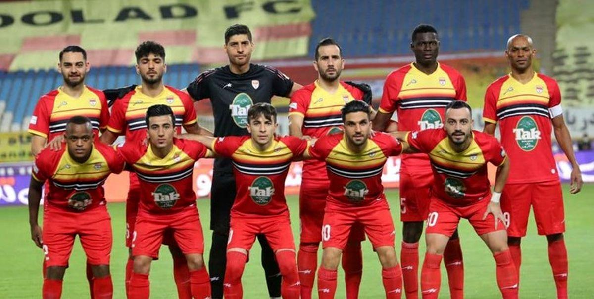 جنجال جدید فوتبال برتر؛نامه اعتراض فولاد خوزستان
