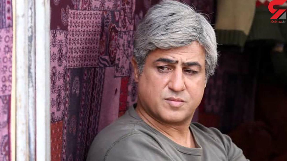 بازیگر مشهور در نقش مرحوم هاشمی رفسنجانی+عکس