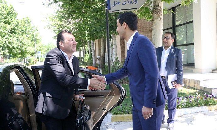 ۳۰ میلیون ناقابل، هزینههای استقبال از ویلموتس در تهران!