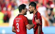 محرومیت محمدحسین کنعانی زادگان در بازی پرسپولیس و آلومینیوم