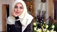 عکس ژیلا صادقی و همسرش را سر سفره عقد + عکس و جزئیات