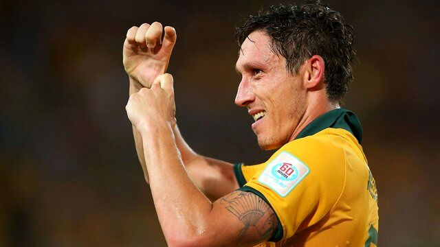 خداحافظی هافبک با تجربه استرالیا از تیم ملی!