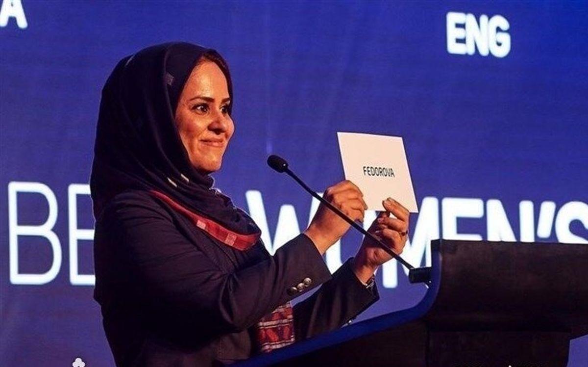 دعوت از یک ناظر ایرانی جهت برگزاری المپیک؛ برای نخستین بار در فوتبال ایران