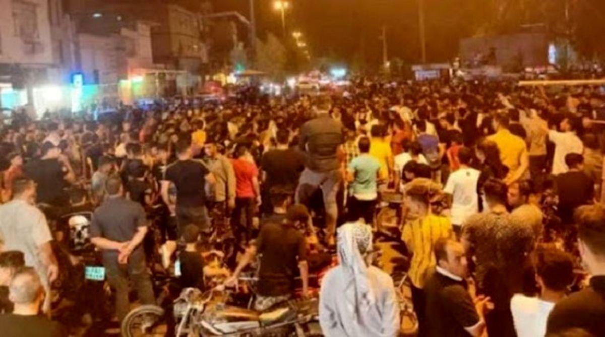 تروریستهای نفوذی تجمعات خوزستان را بشناسید