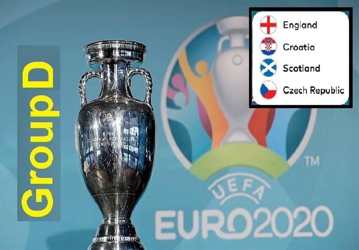 یورو ۲۰۲۰ / گروه D؛ سه شیر به دنبال تسویه حساب با کرواتها