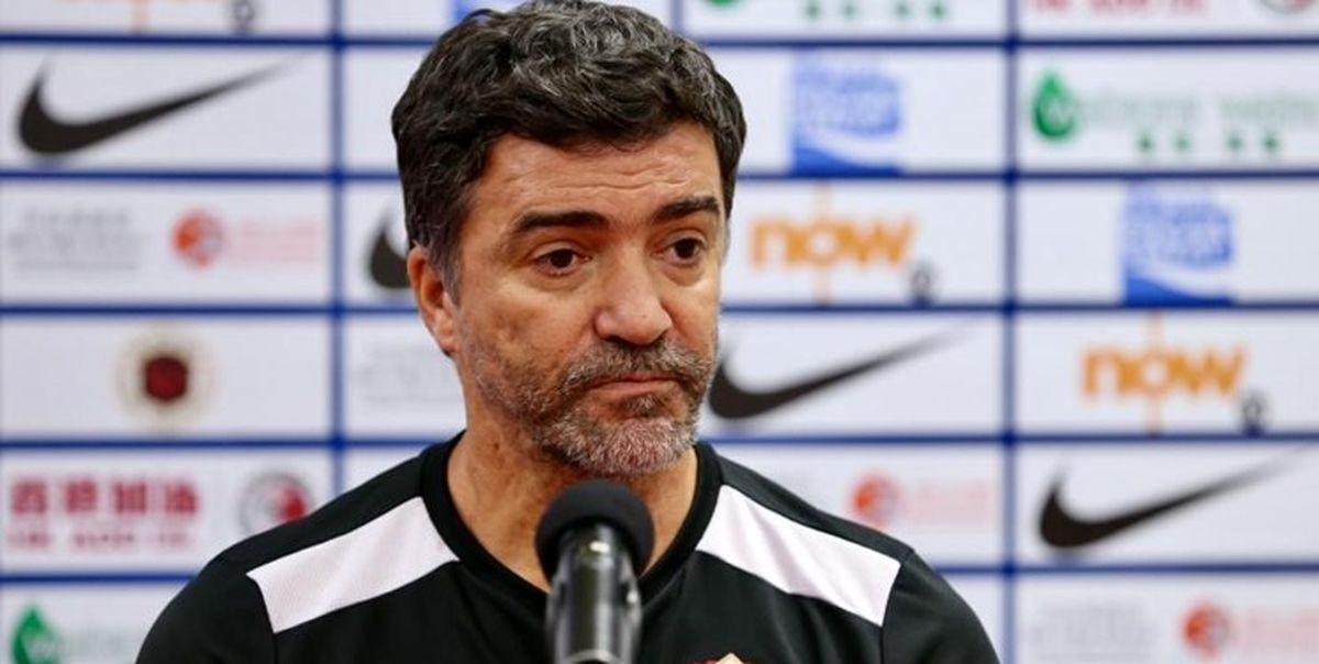 سرمربی بحرین:سطح فوتبال ایران بالاتر از ماست