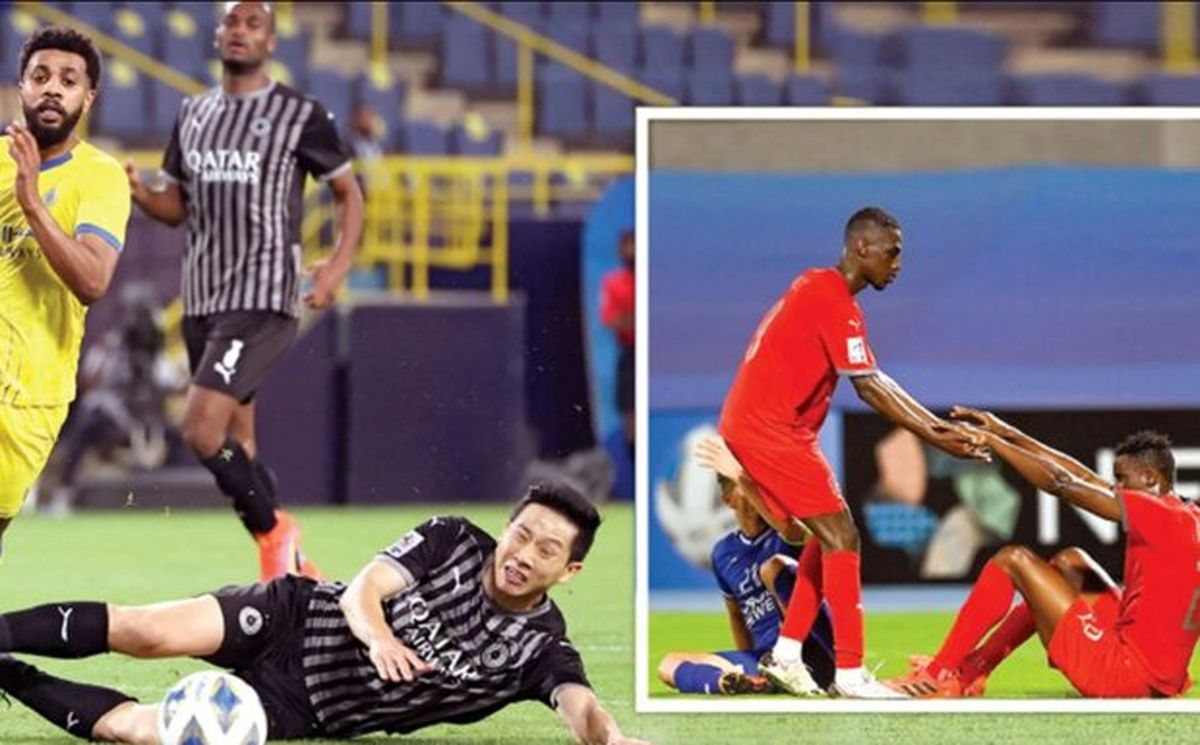 درخواست قطر برای مجازات مقصران ناکامی در لیگ قهرمانان!