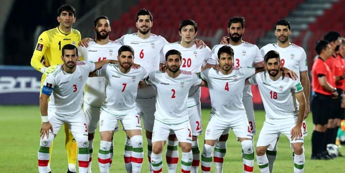 تیم ملی در رقابتهای انتخاب جام جهانی با کدام لباس به میدان می رود