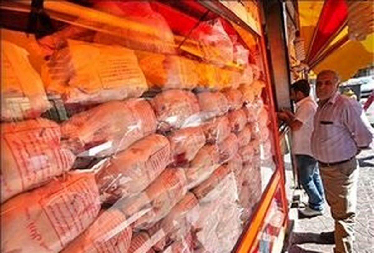 فیلم؛صفهای خرید مرغ بعد از گرانی دوباره