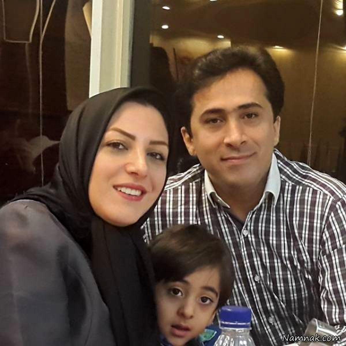 المیرا شریفی مقدم کیک تولد چند سالگی اش را فوت کرد؟