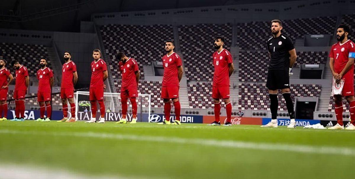 قطر میزبان بازی لبنان مقابل ایران