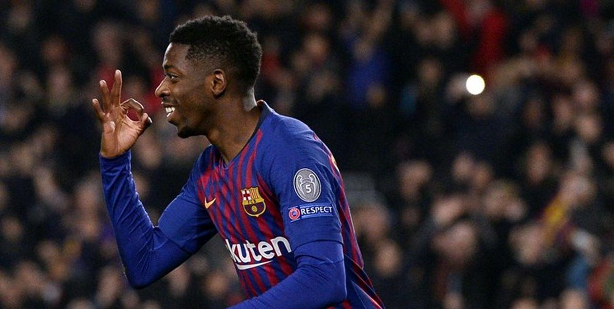 ستاره بارسلونا به منچستر یونایتد نمیرود