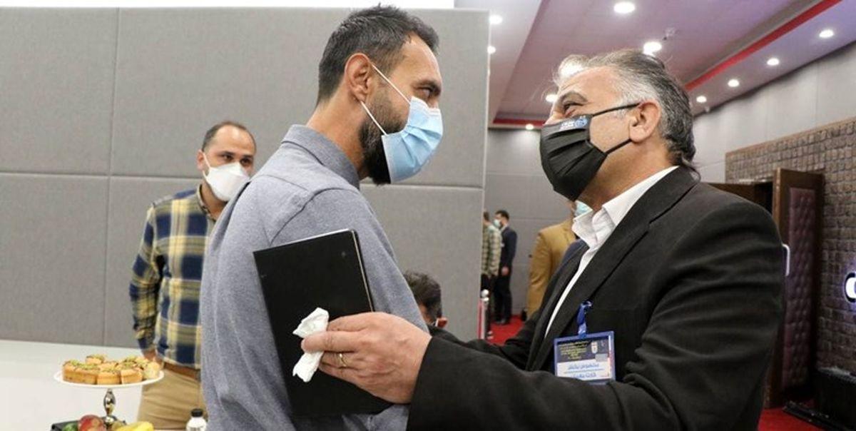 عنایتی:مقابل اتقلال فوتبال خوبی بازی خواهیم کرد