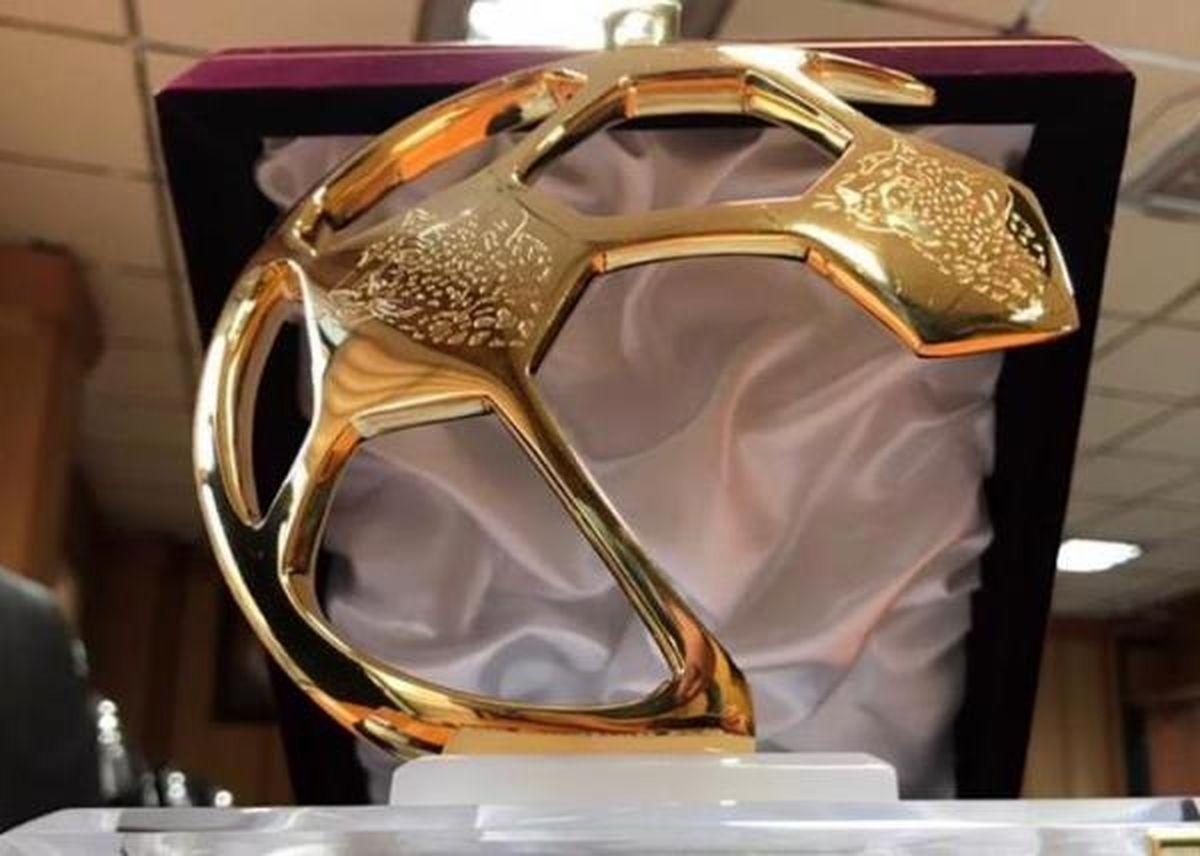 اهدای جایزه بازی جوانمردانه در دربی جام حذفی