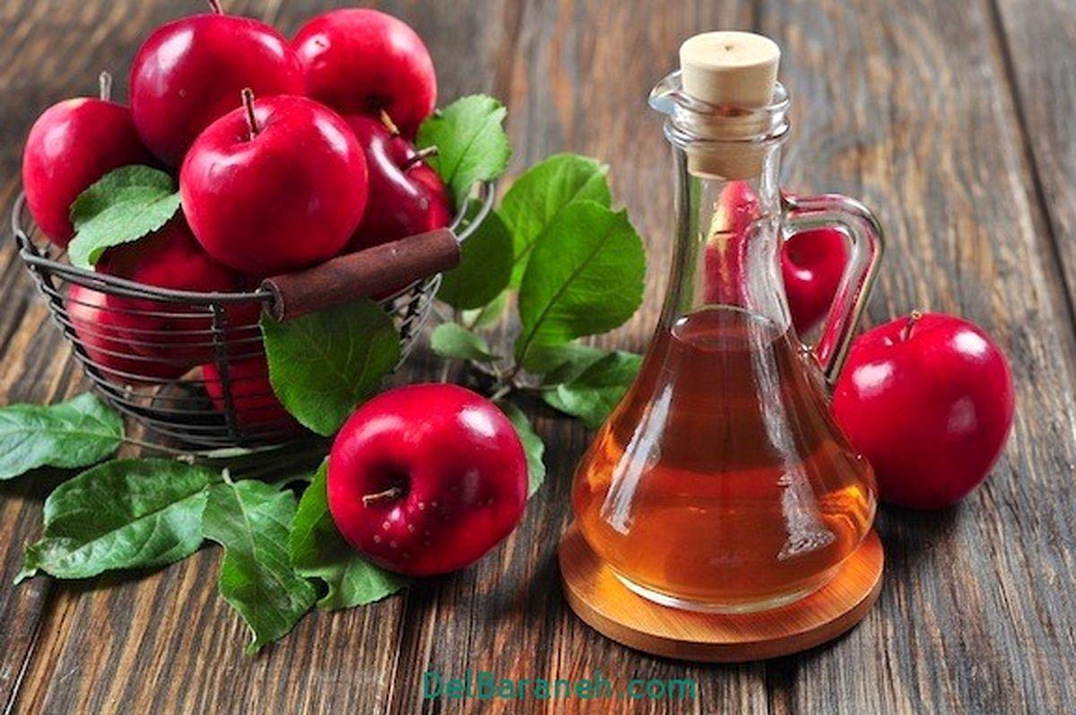 سرکه سیب کیمیای عمر طولانی|خواص معجزه گر