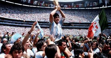 نابغهای از دل تودهها، دیگو آرماندو مارادونا