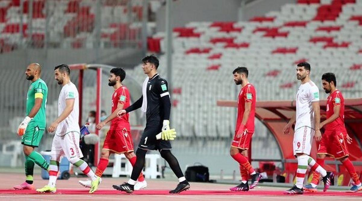 واکنش نماینده پادشاه بحرین به باخت مقابل ایران/ همه برنده شدند!
