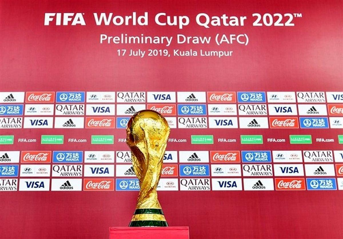 نتایج کامل دیدارهای شب گذشته مقدماتی جام جهانی ۲۰۲۲   جدول