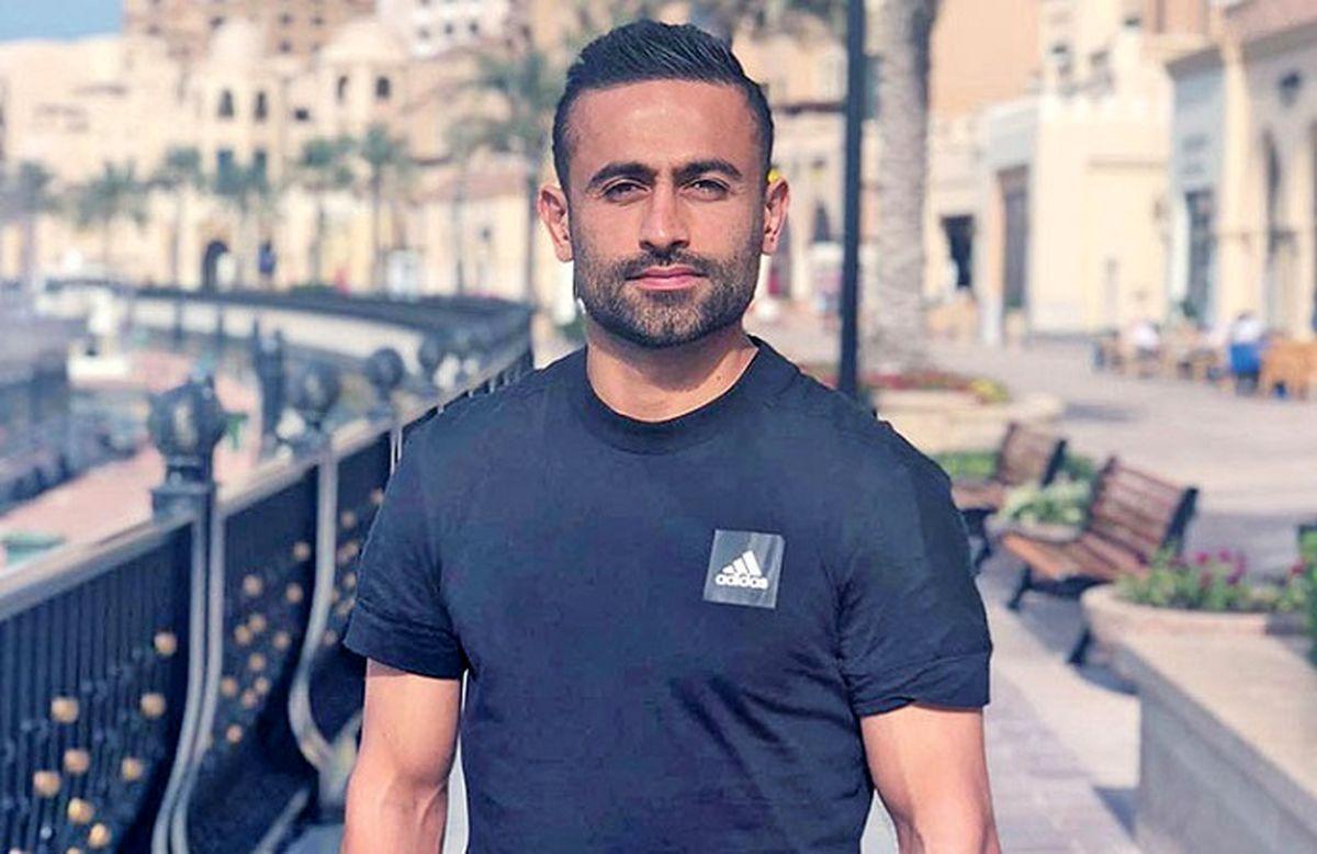 حضور امید ابراهیمی در تیم منتخب هفته لیگ ستارگان قطر + عکس