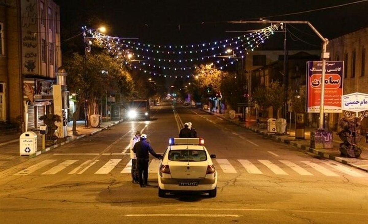 جدیدترین وضعیت گرفتن مجوز تردد بین شهری