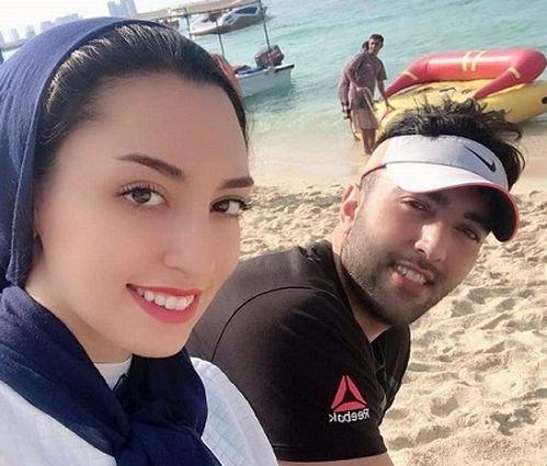 حرفهای تکان دهنده کیمیا علیزاده در مورد همسرش و زنی ثروتمند به نام شهین