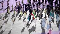 پرچمدار ایران در اختتامیه المپیک ۲۰۲۰ کیست؟