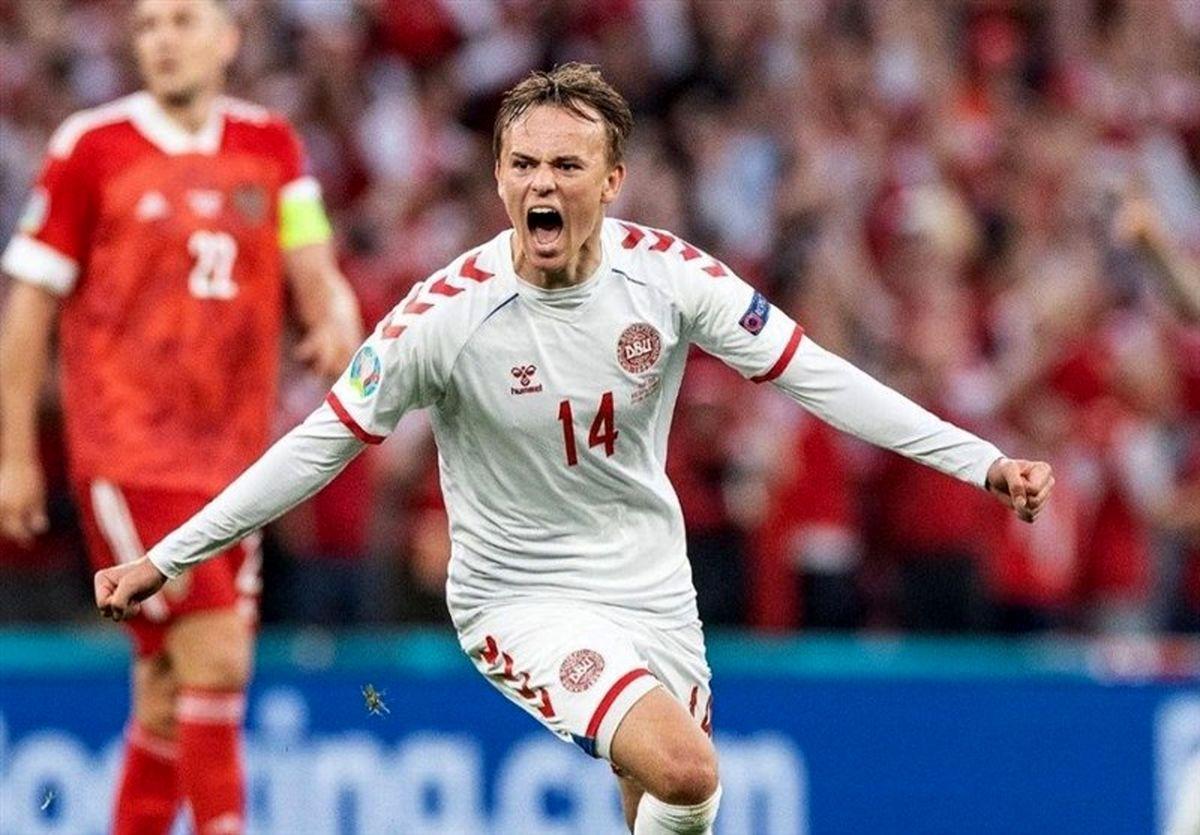 چشم رئال مادرید به دنبال ستاره دانمارکی