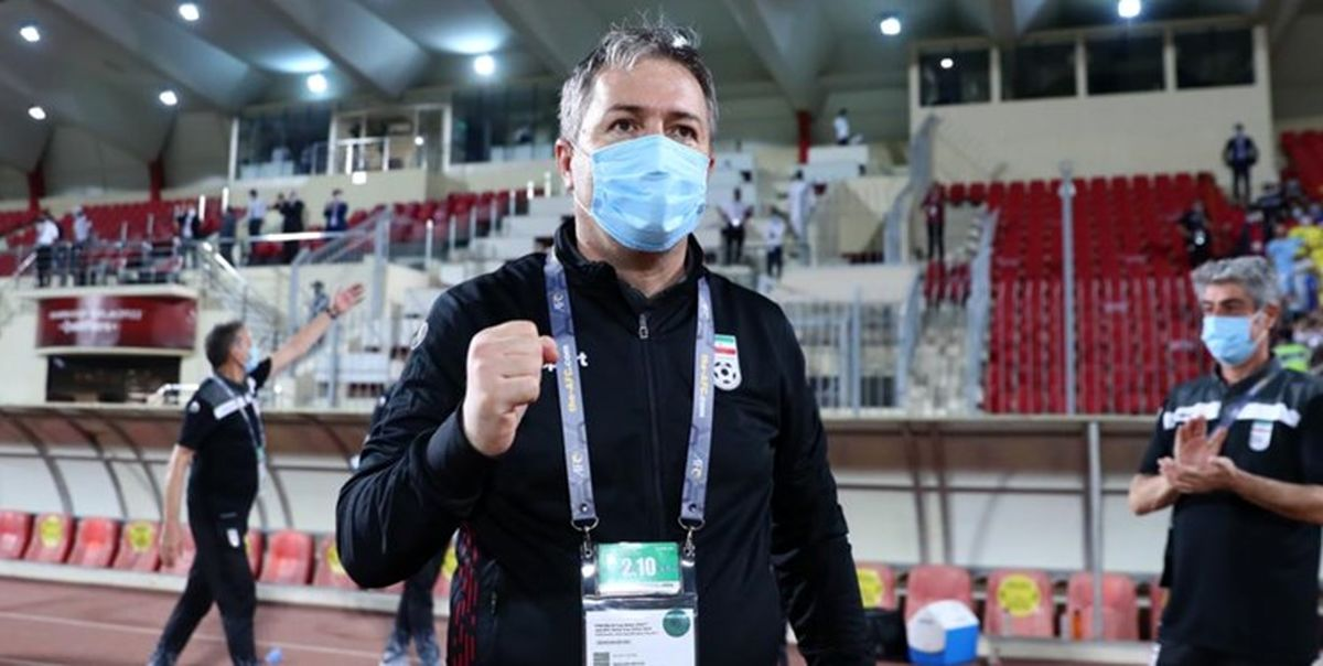 ابقای رسمی دراگان اسکوچیچ در تیم ملی ایران