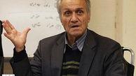 پیام اینفانتینو برای درگذشت پرویز ابوطالب