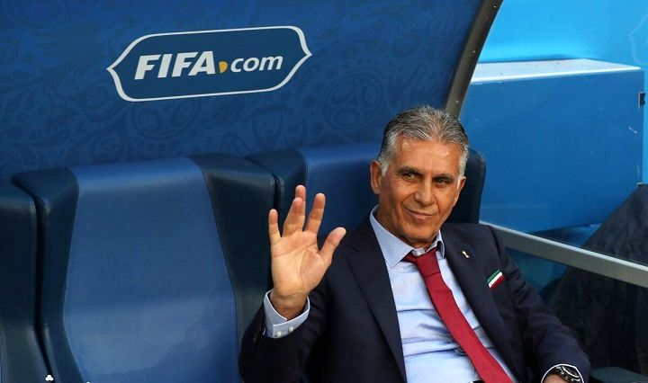 Carlos Queiroz is on the verge of returning