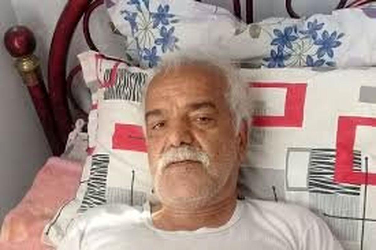 علیاصغر فیضآبادی درگذشت + علت مرگ