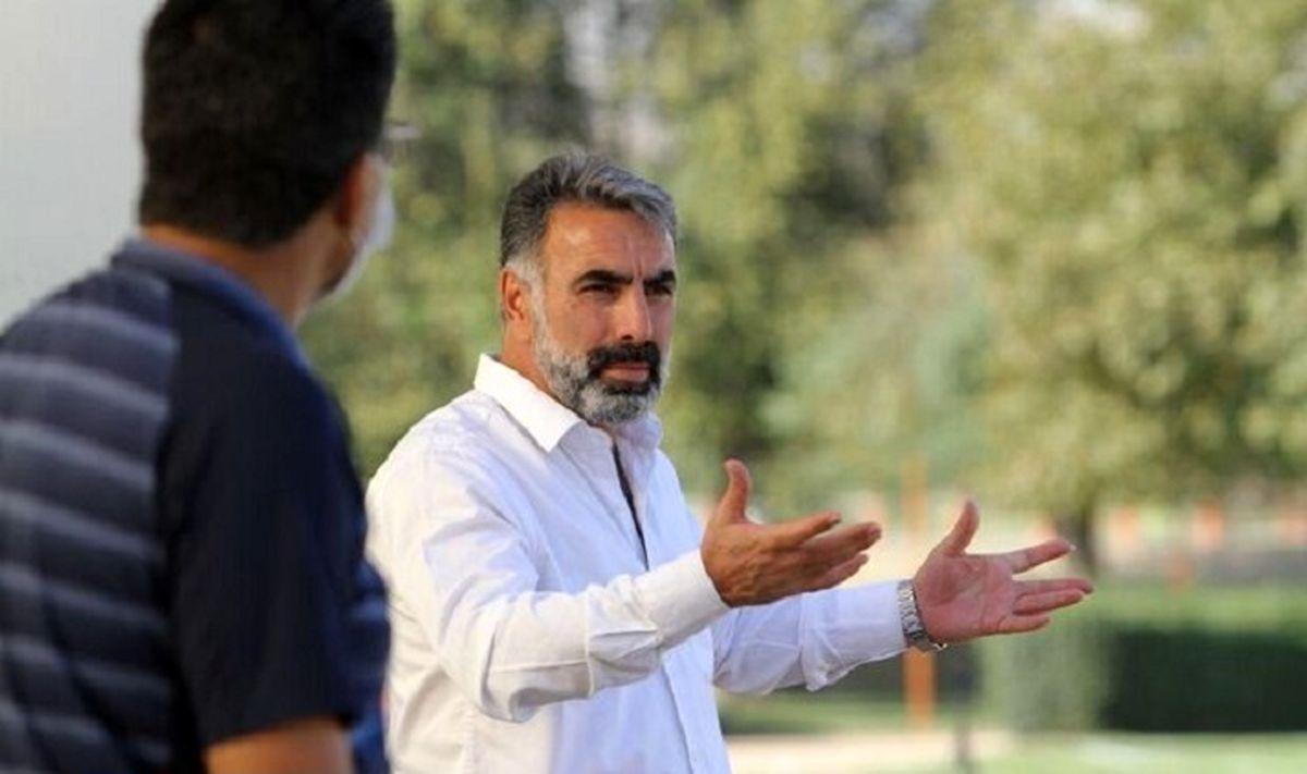 فکری وارد باشگاه استقلال شد + جزئیات