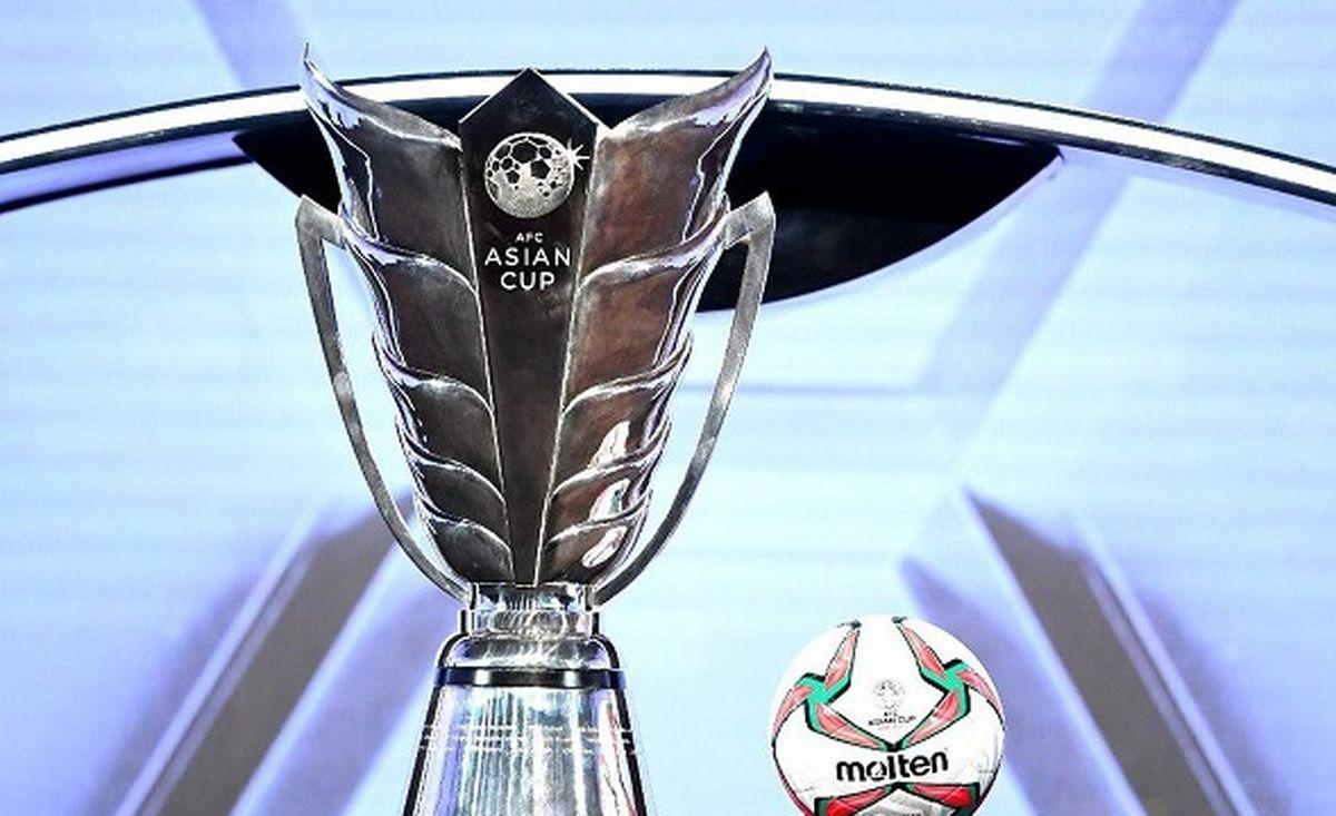 اعلام زمان برگزاری فوتبال جام ملتهای آسیا!