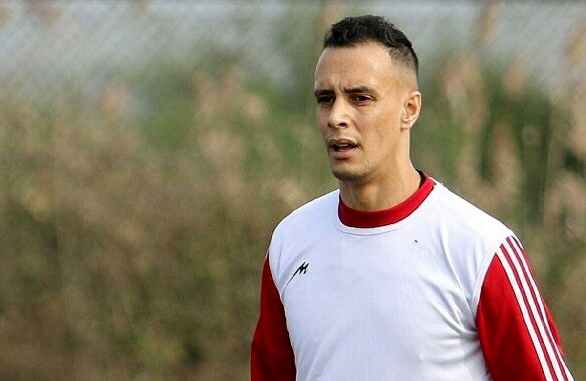 باشگاه الجزایری به دنبال جذب مهاجم تراکتور!