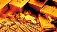 طلا ارزان شد!