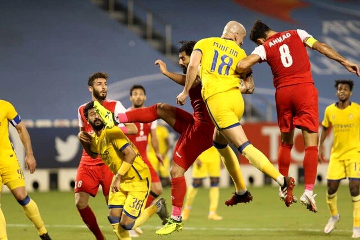 AFC هنوز درخواست استیناف النصر را رد نکرده است