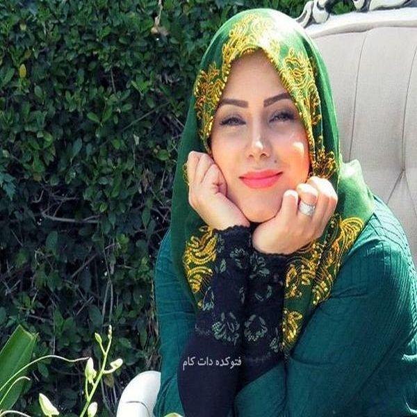 عکس آبرنگی زیبا از صبا راد همسر مانی رهنما